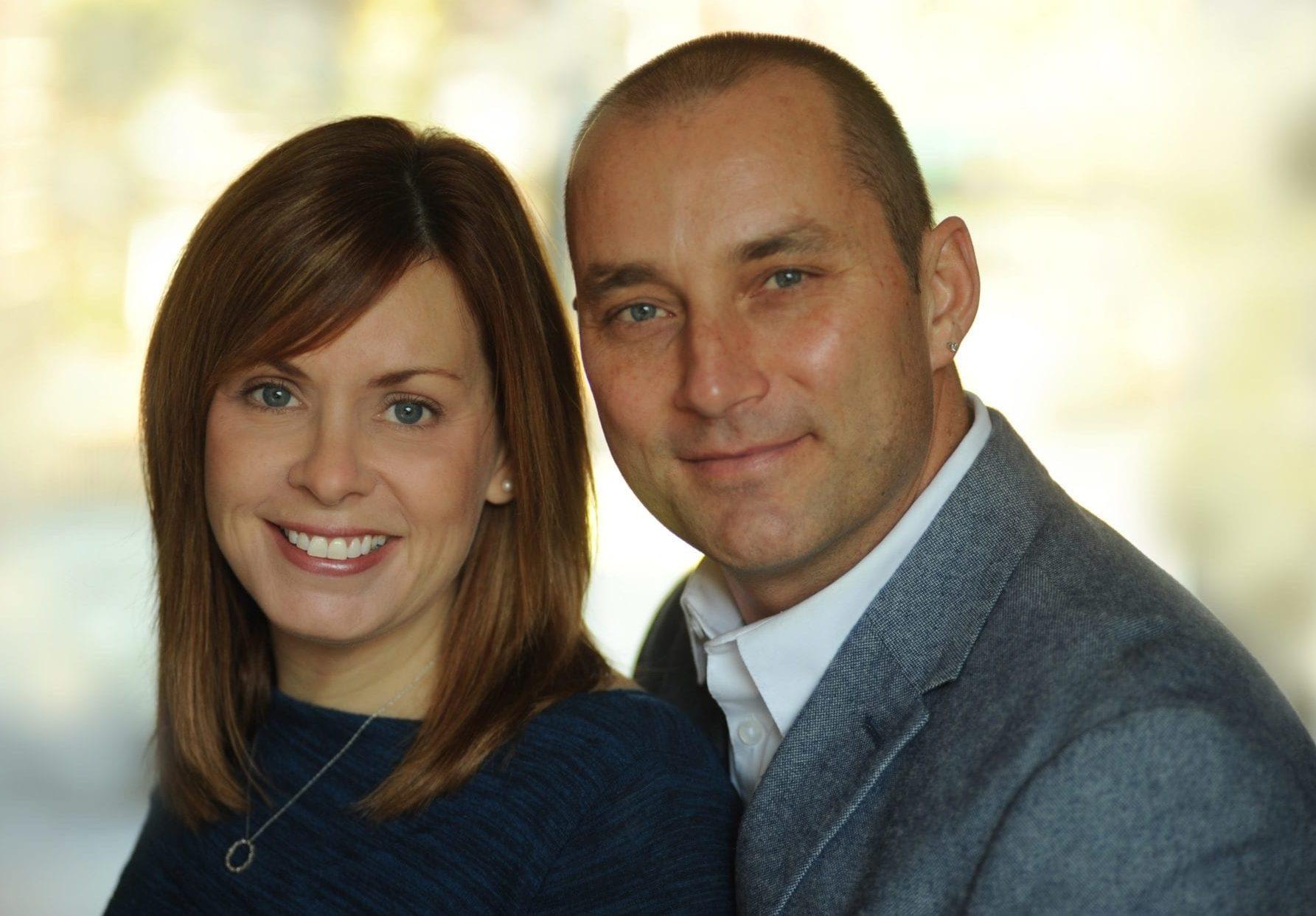 Rachel & David Paquette